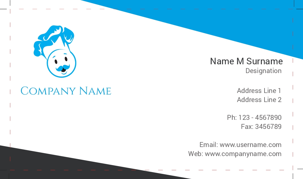 High quality business cards basicbusinesscard40 reheart Choice Image