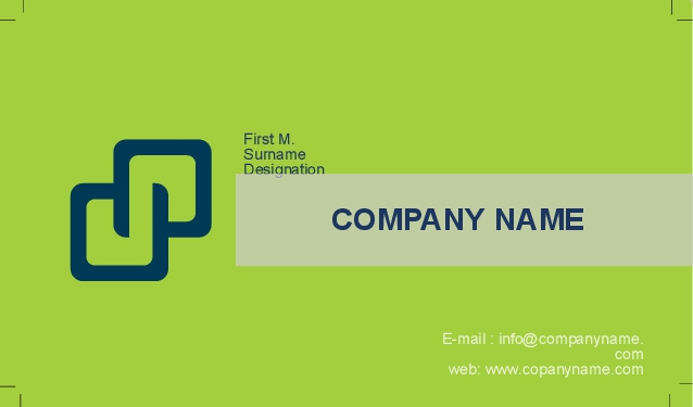 High Quality Business Cards