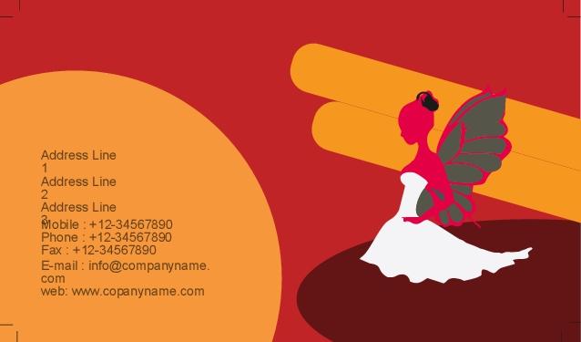 Fashion Business Card 3