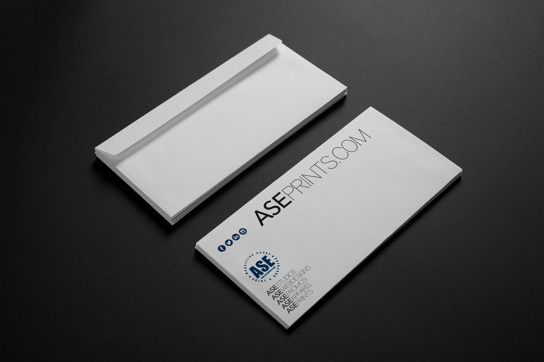 #10 Envelopes (1 or 2 Color)